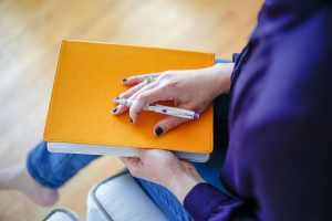 Deník uleví od trápení na duši