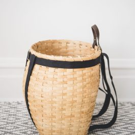 Adirondack backpack or back basket