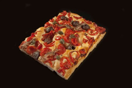 pizza pugliese panificio grazioli