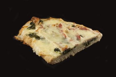 Pizza schiacciata