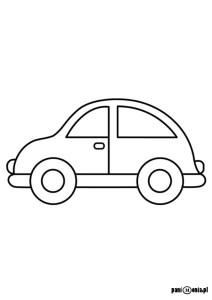 auto-kolorowanka