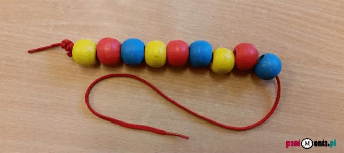 edukacja matematyczna w przedszkolu rytmy