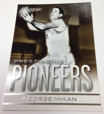 George Mikan - Lakers