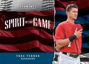 Panini America 2017 Father's Day Spirit of the Game3