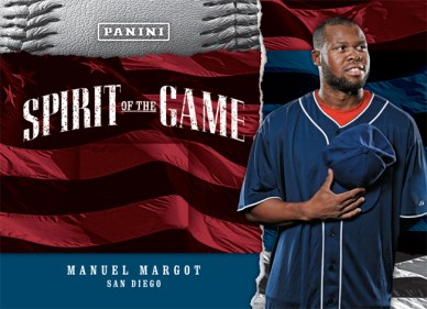 Panini America 2017 Father's Day Spirit of the Game7