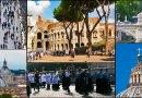 Средиземноморский калейдоскоп. День 1-2. Рим