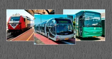 Как проехать из района МаТаМ-Центр(автостанция Хоф а-Кармель) в другие точки города? Транспортные маршруты и остановки