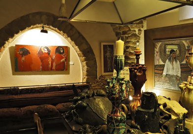 Необыкновенный музей Иланы Гур