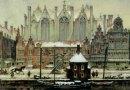 Рождественское путешествие в Нидерланды на  машине времени