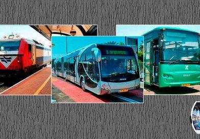 Новый вид общественного транспорта в Хайфе — фуникулер