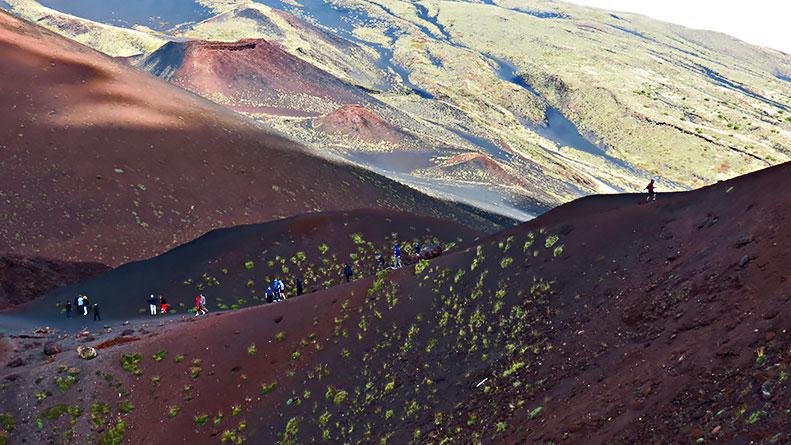 Этна. Побывать на вулкане
