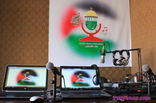 Bang Onim Siaran Radio Suara Palestina Berbahasa Indonesia 3