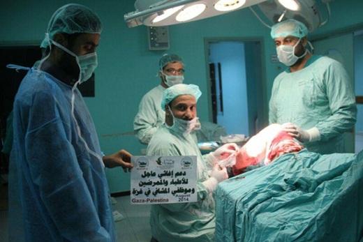 KISPA Salurkan Bantuan untuk Warga Gaza di Bulan Syawwal 1