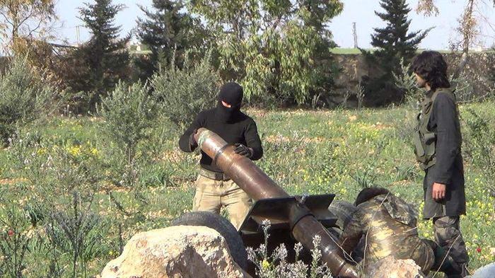 tentara Daulah Islamiyah bantu Jabhah Nushrah di Tho'anah 2