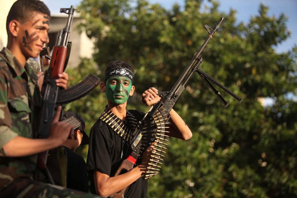 Brigade Izzudin Al Qassam 1