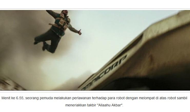 Film Robocop 2014 Lecehkan Islam 3