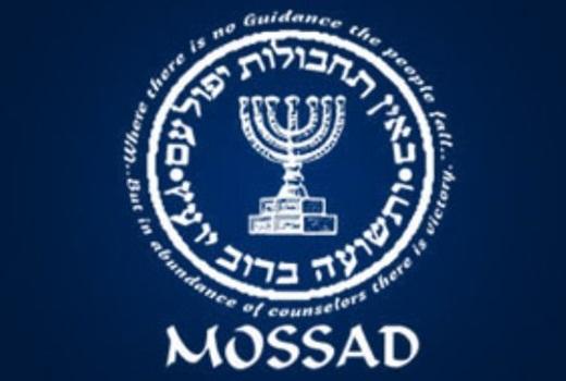 Logo Intelejen Mossad