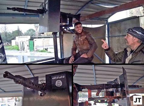 jurgen todenhofer visit Islamic State 3