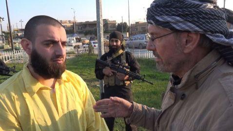jurgen todenhofer visit Islamic State 6