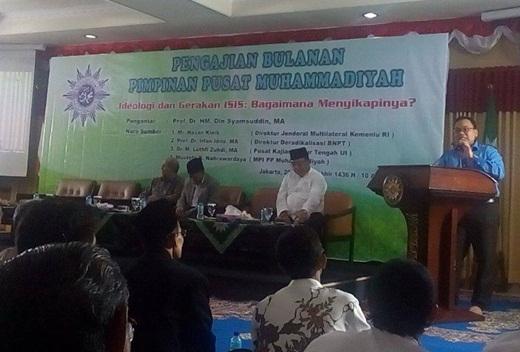 Diskusi Bulanan di PP Muhammadiyah Soal ISIS