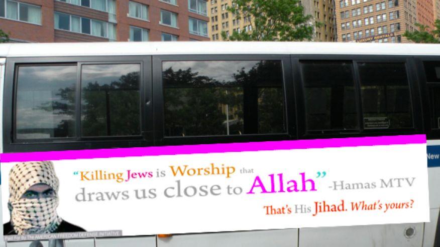 Iklan Anti Islam