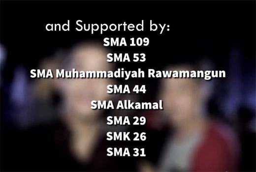 SMA Muhammadiyah Rawamangun Dicatut dukung Pesta Bikini