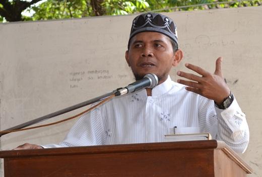 ustadz Sholahuddin Sirizar PWM Jateng