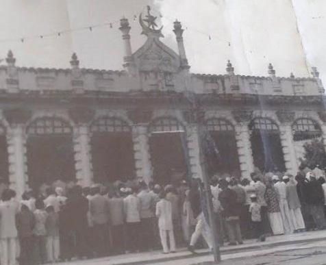 Masjid Bersejarah di Nepal