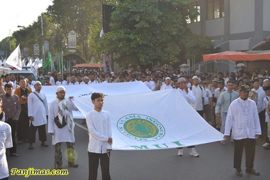 Parade Tauhid di Solo 10