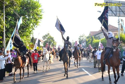 Parade Tauhid di Solo 13