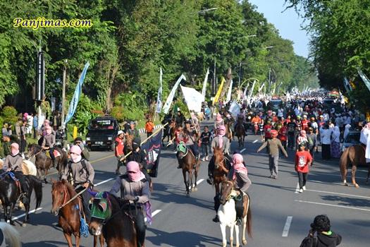 Parade Tauhid di Solo 16