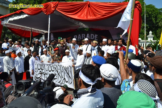 Parade Tauhid di Solo 29