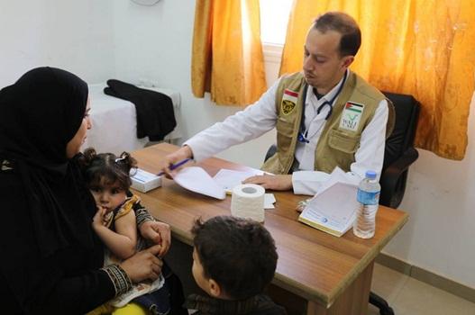 Walicare Adakan Pengobatan Gratis di Gaza 2
