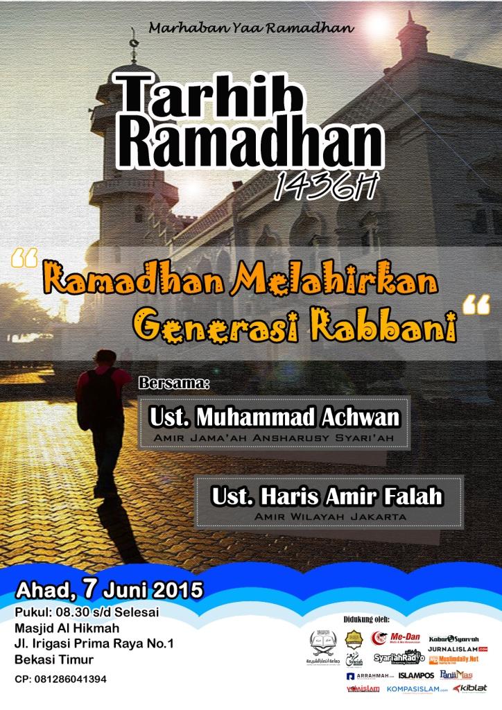 Tarhib Ramadhan-JAS