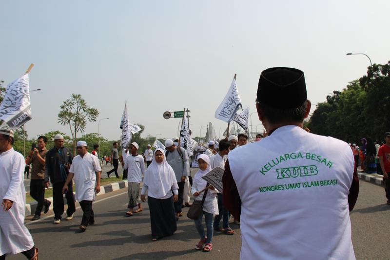 Parade Tauhid Bekasi 4