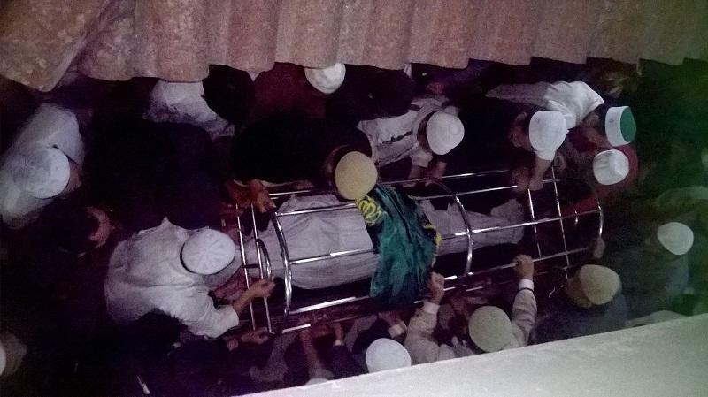 Bapak  Para  Hafidz  Itu  Berpulang,  Ribuan  Umat  Islam  Sholatkan  dr.Tunjung