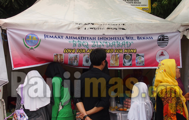 Festival Kuliner Aliran Sesat Nodai Bekasi Sebagai Kota IHSAN, PERSIS Desak Pemkot Bertanggung Jawab