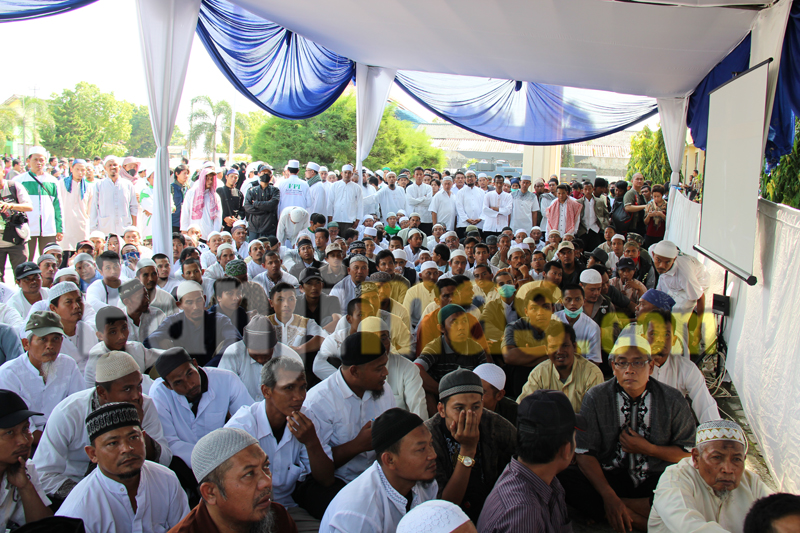 Sidang PK Ustadz Abu Bakar Ba'asyir 5