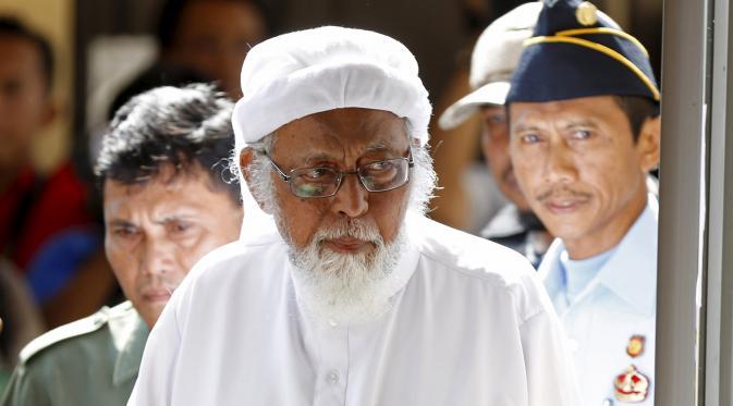 Ustadz Abu Bakar Ba'asyir 4