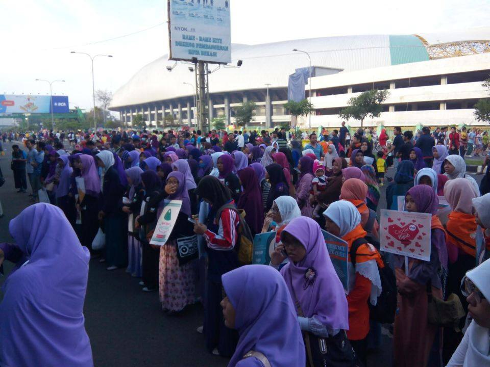 GEMA CFD Bekasi