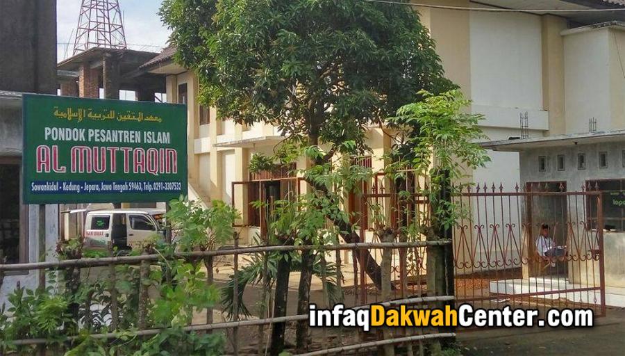 Pondok Pesantren Al Muttaqin Jepara, tempat Ustadz Iqbal menimba ilmu dan mengajar