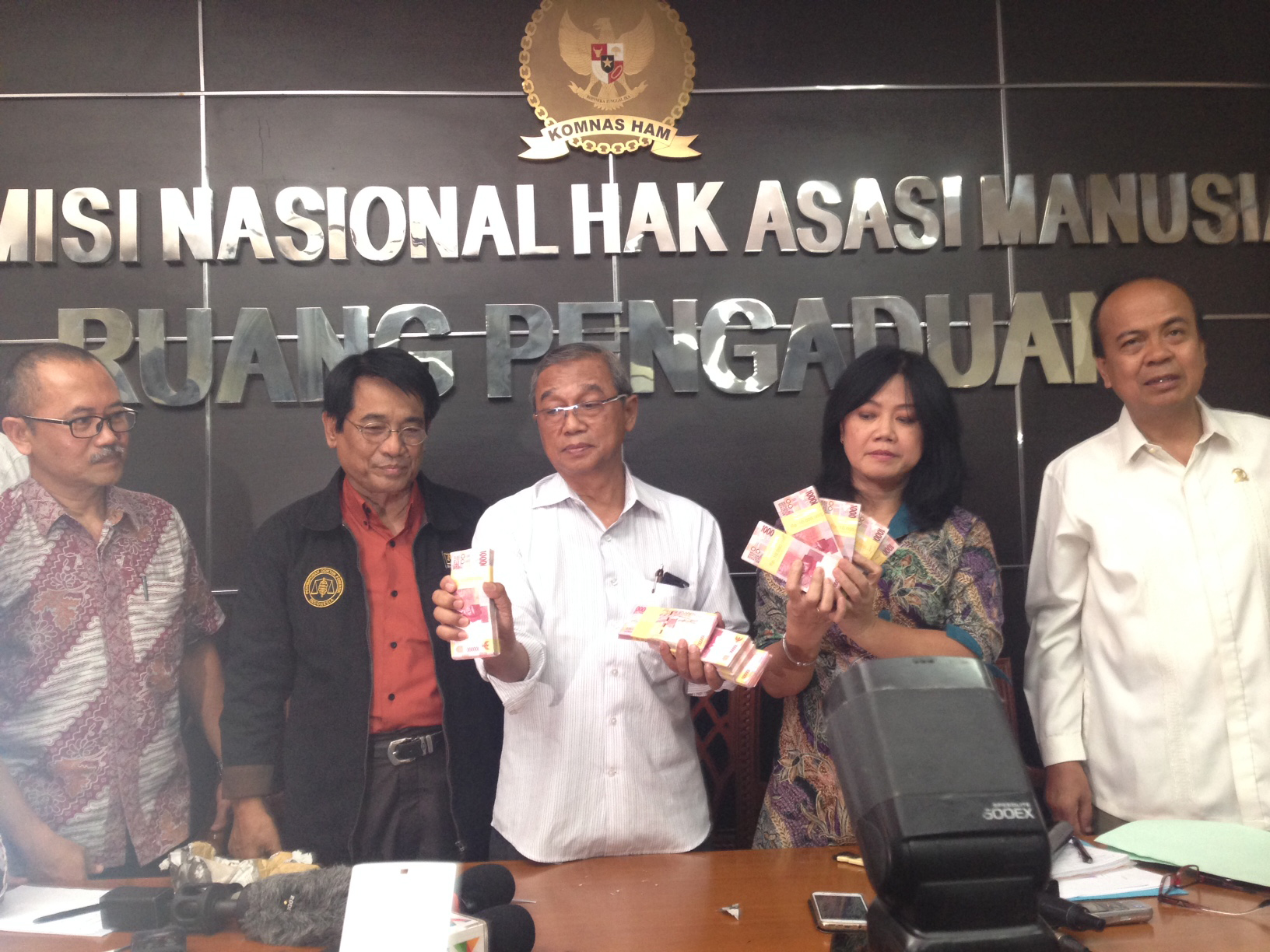 Dua Gepok Uang Sogok dari Polisi untuk Ganti Nyawa Siyono Hanya Rp 100 Juta