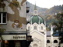 Ulica Radiceva- widok na Akademię Sztuk Pięknych
