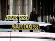 Sarajevo taxi