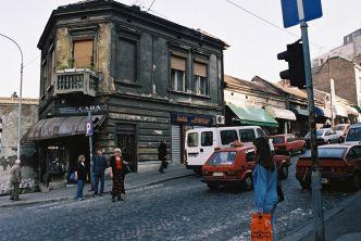 ulica Balkanska
