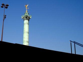 Place de la Bastille- Kolumna Lipcowa
