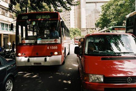 São Paulo- Pankazek z aparatem