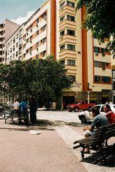 São Paulo- gorące popołudnie