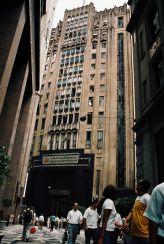 São Paulo- budynek Banco de São Paulo