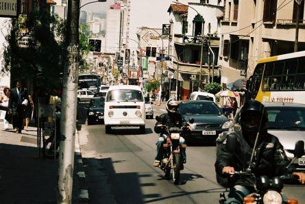 São Paulo- ulica Augusta